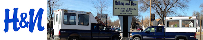 Helberg and Nuss Auctions and Realty
