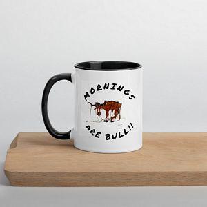 Mornings Are Bull