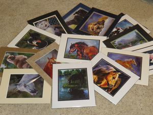 Double Matted Prints