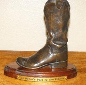 Joe McGees Boot